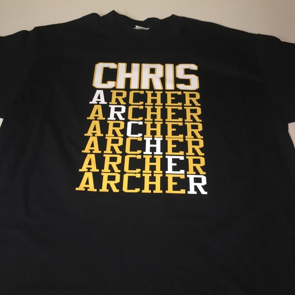 watch d71e6 c7f4b Pittsburgh Pirates Chris Archer Shirt NWT